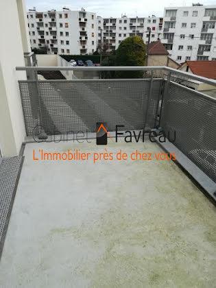 Location appartement 2 pièces 41,1 m2