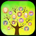 Family Tree Photo Collage Maker icon