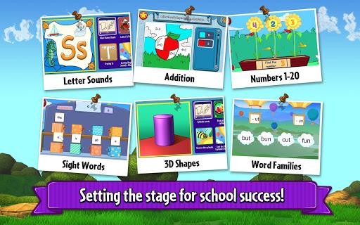 JumpStart Academy Kindergarten screenshot 5