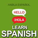 Learn Spanish Language Speaking for Free icon