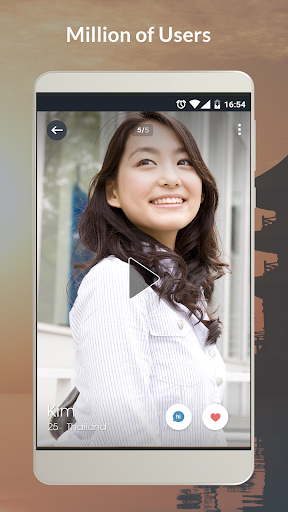 Date in Asia - Dating & Chat For Asian Singles 6.1.0 Screenshots 2