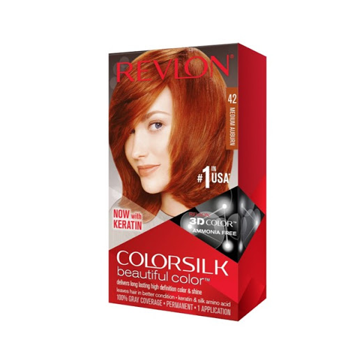 tinte revlon color silk castano med cenizo 40
