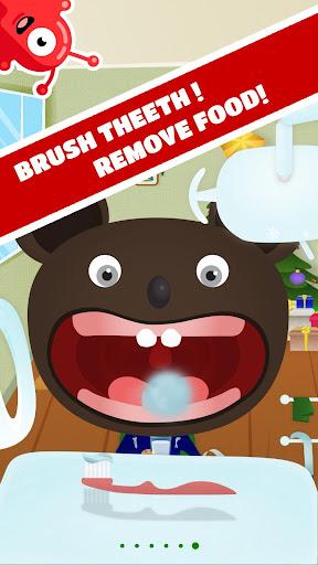 Tiny Dentist Christmas android2mod screenshots 2