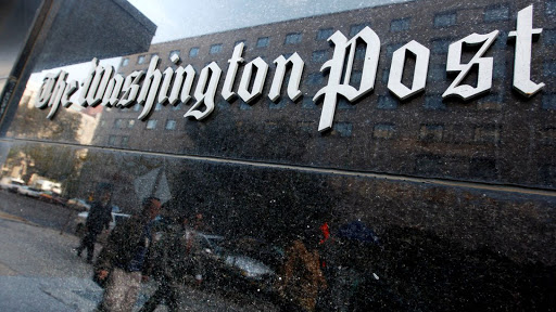 WAPO CEO: Biden's attack on freedom of press 'alarming'