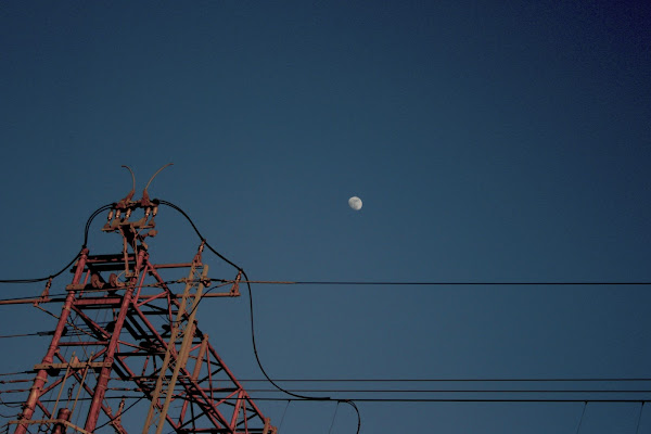 Electric moon di Mimmo79