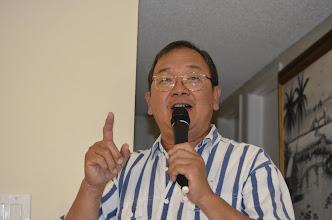 Photo: Niên trưởng Huynh anh Tr