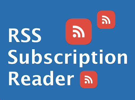 RSS Subscription Extension, Reader