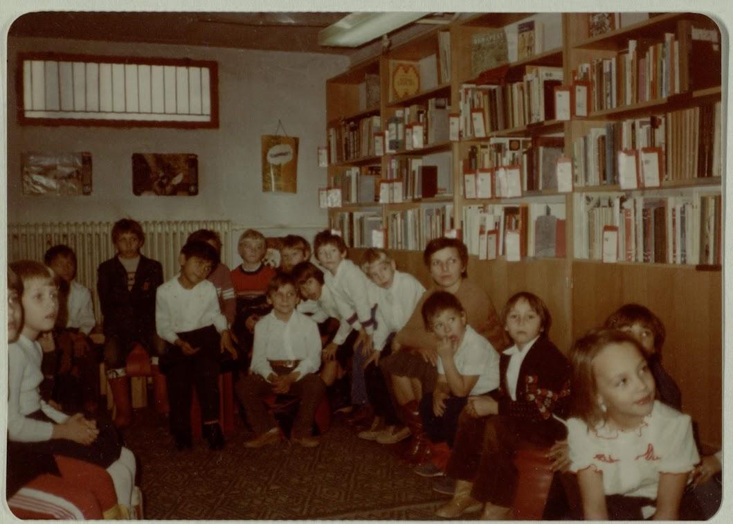 Hild Viktor Könyvtár 1984