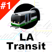 Los Angeles Transit - Offline Departures And Plans Android APK Download Free By SwashApps