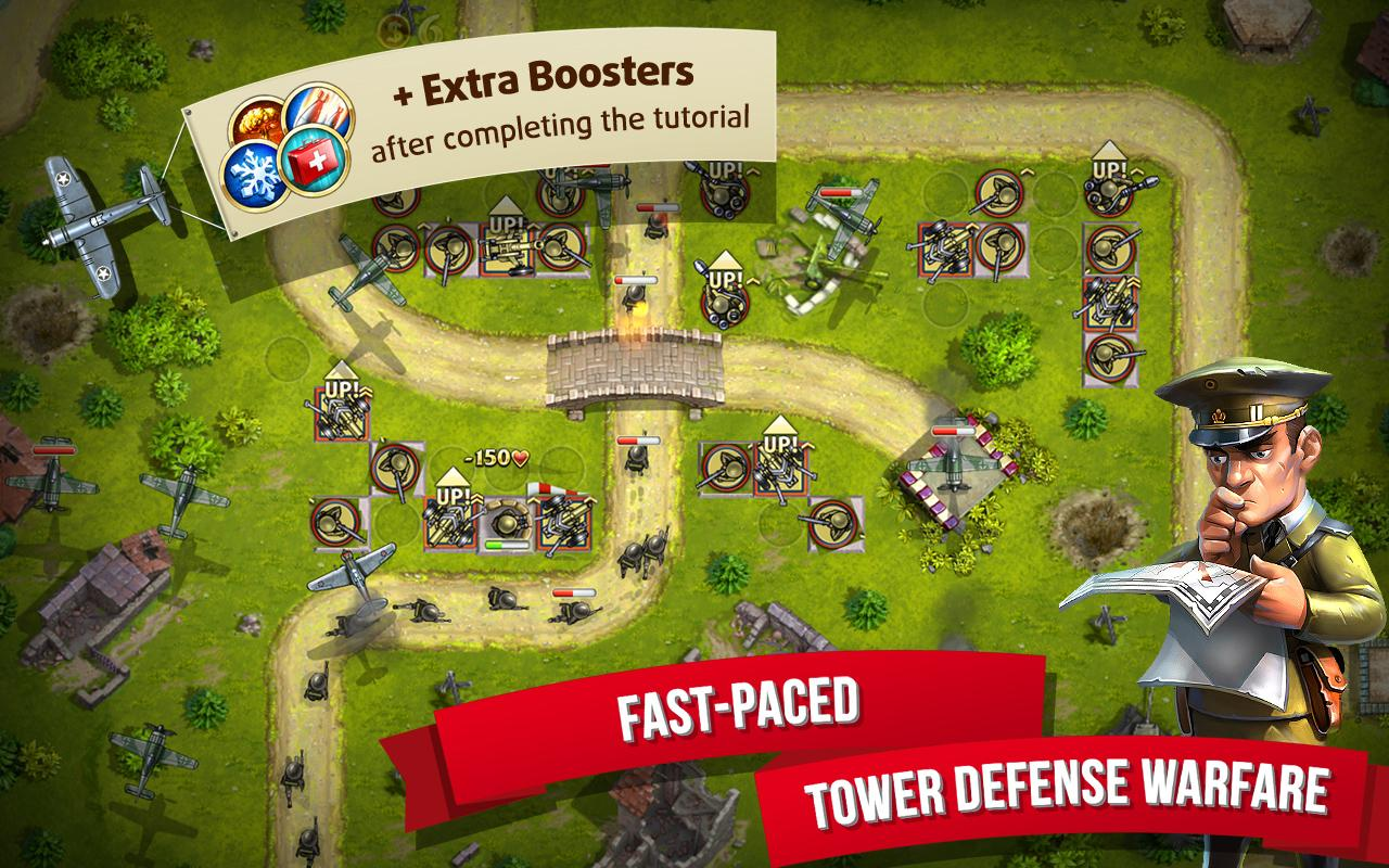 Toy Defense 2 — TD Battles- screenshot