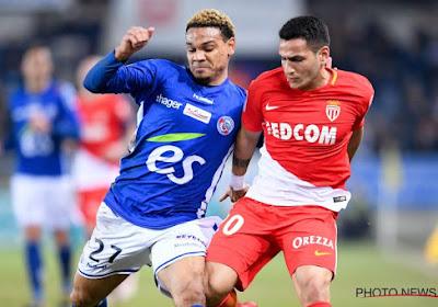 Matz Sels et Strasbourg ont bien profité des dernières minutes à Monaco