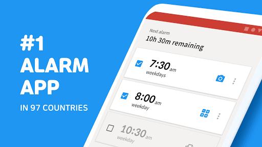 Alarmy (Sleep If U Can) - Mission Alarm Clock App screenshot