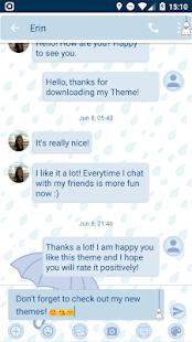 Rain Doll SMS Zprávy - náhled