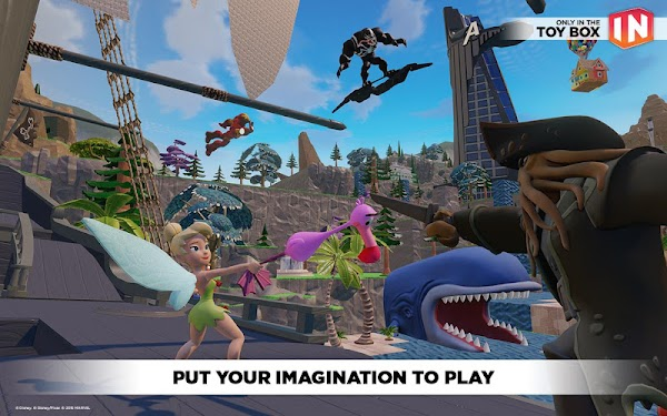 Disney Infinity: Toy Box 3.0- screenshot thumbnail