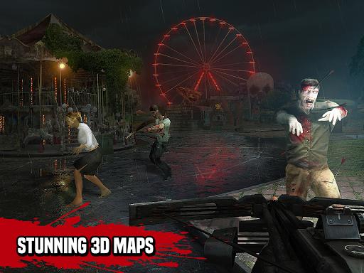 Zombie Hunter Sniper: Last Apocalypse Shooter apkpoly screenshots 11