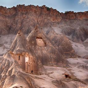 Selime monastery-Turkey by Hale Yeşiloğlu - Buildings & Architecture Public & Historical ( selime, monastery, travel, turkey, historical,  )