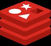 Redis logo -left