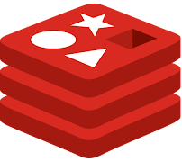Redis logo -right