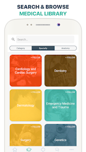 MEDizzy – Medical Community App Download For Android and iPhone 8