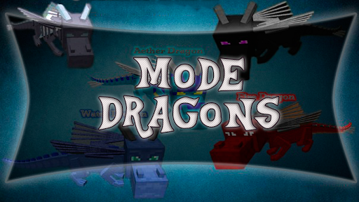 Dragon Mounts Minecraft