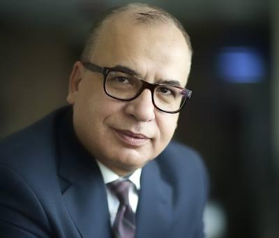 Mohammed Amin, Senior VP, MERAT Dell Technologies.