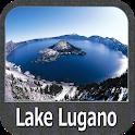 Lake Lugano Gps Map Navigator icon