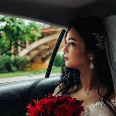Wedding photographer Olga Shiyanova (oliachernika). Photo of 16.07.2018