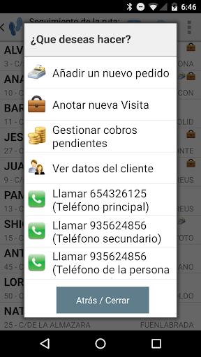 iGes: capturas de pantalla simples de facturación 8