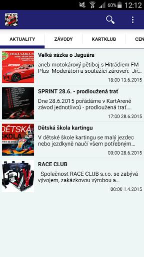 KartArena - motokáry Plzeň