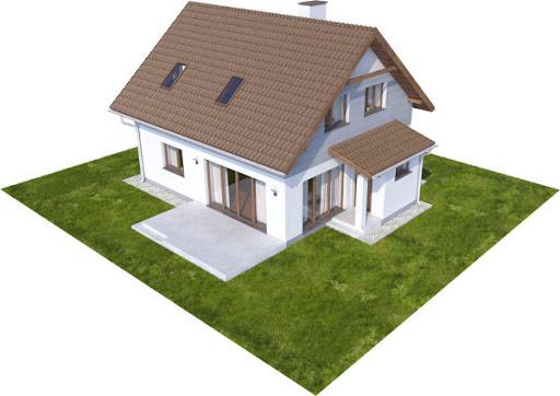 Kroplikowice - Model