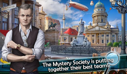 Mystery Society 2: Hidden Objects Games 6