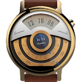 Interactive Rich Watch Face