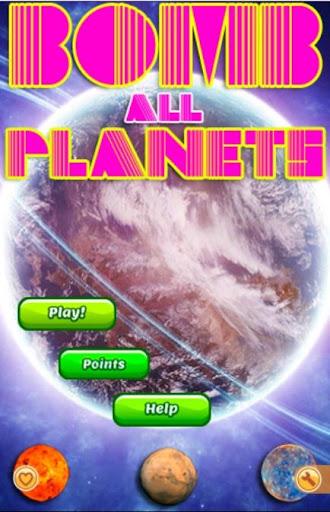 Match 3 - HD Planets 2015