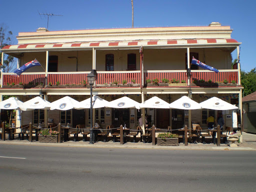 RCI-Aus-Hahndorf-Inn - The Hahndorf Inn in Hahndorf, a small town in the Adelaide Hills regions of South Australia.