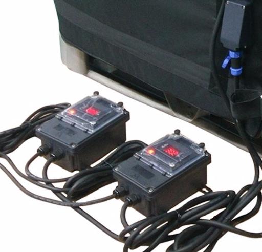 Régulateur de température électronique IBC