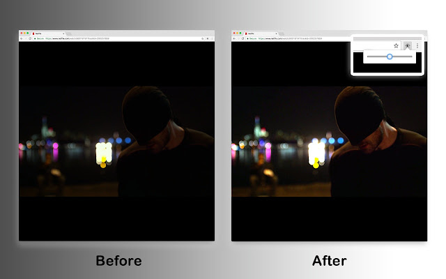 Adjust Video Brightness