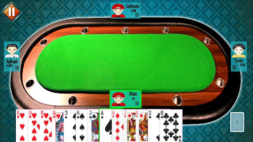 Bhabhi Thulla Cards Game Solitaire Challenge 1.3 screenshots 1