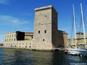 Photo: #012-La tour du roi René dans le Fort Saint-Jean.