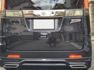 スペーシアカスタム MK42S XS TURBO H29年式のカスタム事例画像 しろちゃんさんの2019年08月12日22:52の投稿