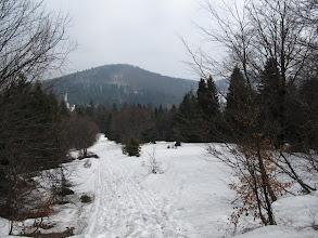 Photo: 13.Przed nami Bugaj (1140 m).