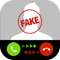 Fake Call & SMS Text Message icon