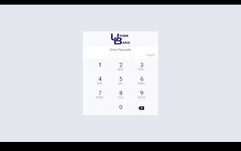 Union Bank Go App screenshot 4