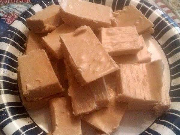 Peanut Butter Fantasy Fudge