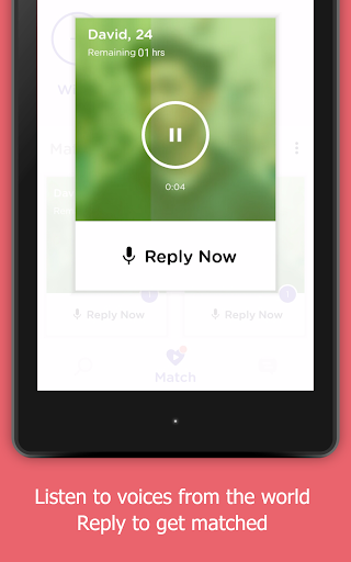 Wizpr - anonymous, listen to chat, text and date 1.0.44 screenshots 10