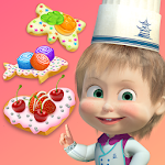 Masha and the Bear Child Games: Cooking Cookie 1.2.2