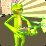 Frog Rope Gangster Vegas