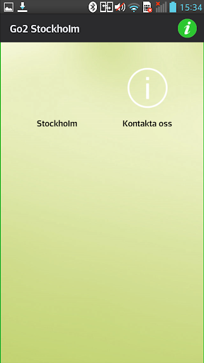 Go2 Stockholm