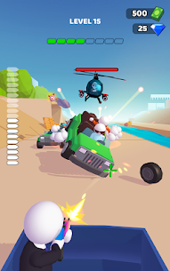 Rage Road Mod (Unlimited Money, Gemes) APK Download For Android 7