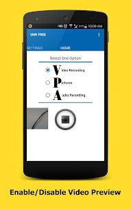 Smart Video Recorder – FREE App Download For Android 2
