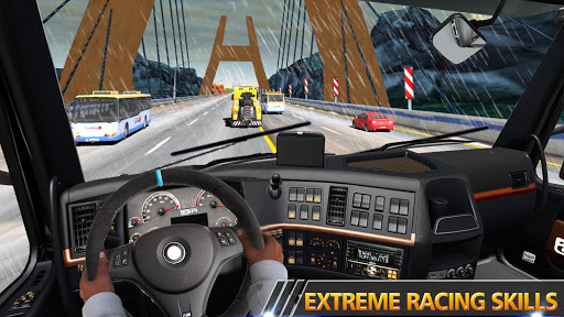 In Truck Driving Games : Highway Roads and Tracks 1.1.1 screenshots 17